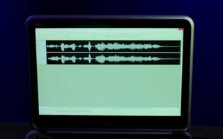 演示如何在Audacity中获取平板电脑和2合1触控电脑的触控界面