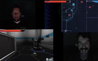 英特尔大学游戏展进入CyberHeist