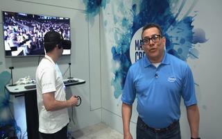 项目竞技场:如何制作大型VR项目