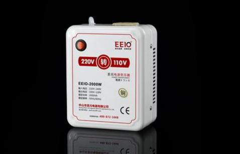 关于电压转换器使用注意事项