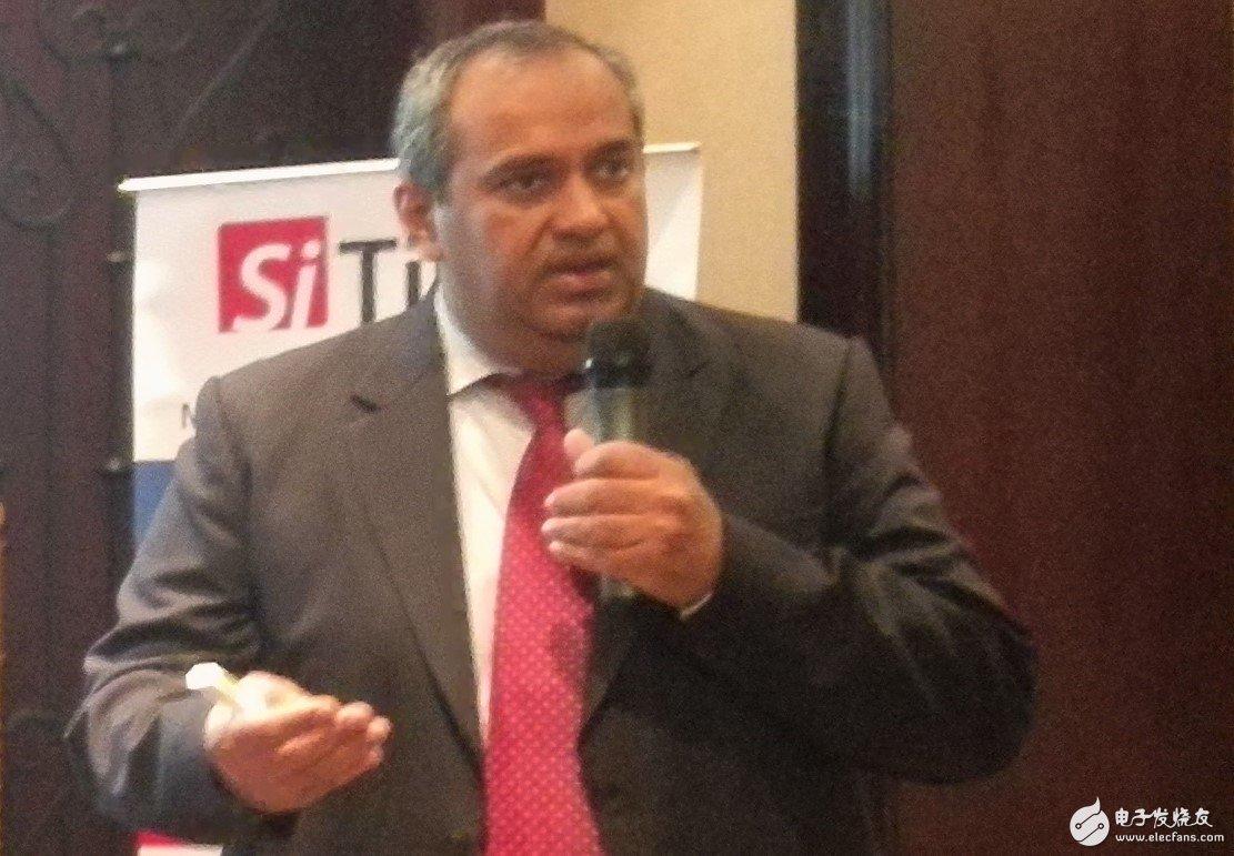 SiTime全球营销副总裁Piyush Sevelia
