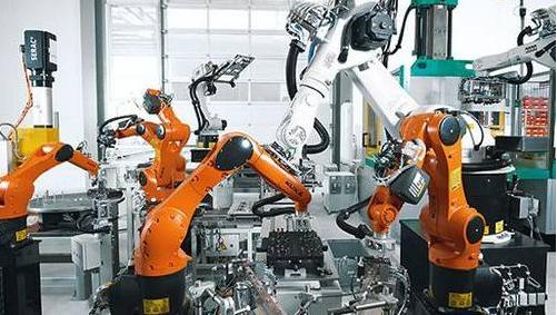 人机协作不断提高效率 工业机器人领域正在发生巨大的变化