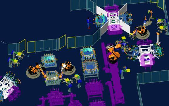 晶石信息--从数字化车间走向智能制造