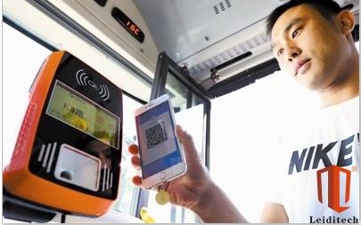 公交扫码支付设备的详细资料说明