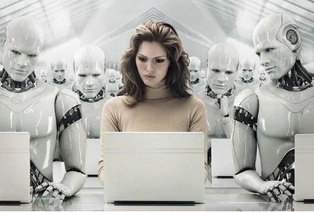 未來機器人并不會變成我們 但是我們很有可能會變成...