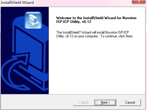 新唐 ISP-ICP Programmer ISP烧写软件v6.12和以相关文件免费下载