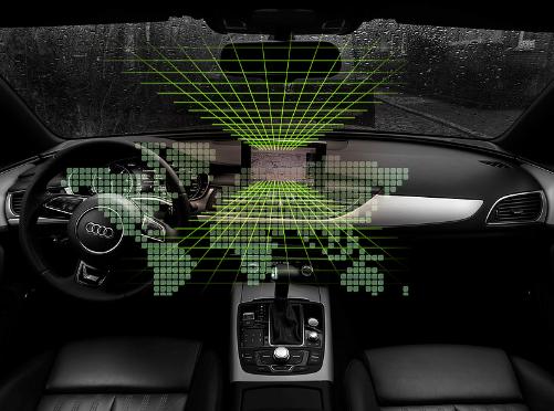 大众与福特意在长远结盟 共同开发无人驾驶汽车和电...