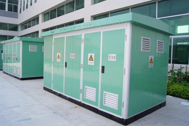 解析箱式变电站结构