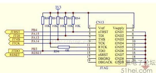 单片机外部接上下拉电阻的好处是什么