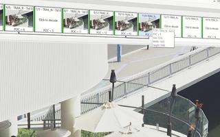 在英特尔视频专业分析器中使用GUI