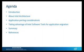 嵌入式应用程序:迁移到Intel x86架构