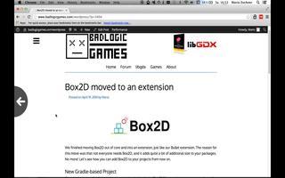 跨平台的游戏开发框架LibGDX的介绍