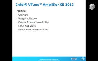 英特尔VTune放大器XE的功能概述