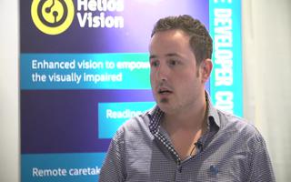 利用英特尔实感技术增强视障功能