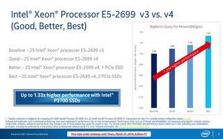 如何使用英特尔至强处理器加速大数据的分析
