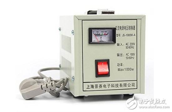 浅谈电压转换器使用注意事项
