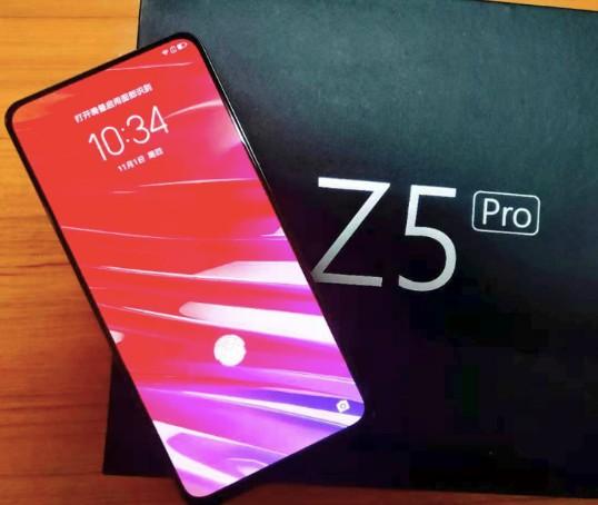 联想新一代产品Z5 Pro不只是价格平民性能各方面更是让人叫绝