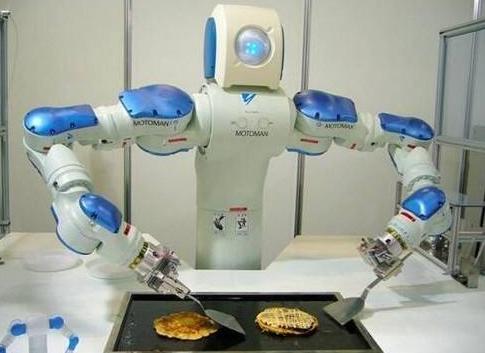 服务机器人功能逐渐强大  未来行业市场前景广阔