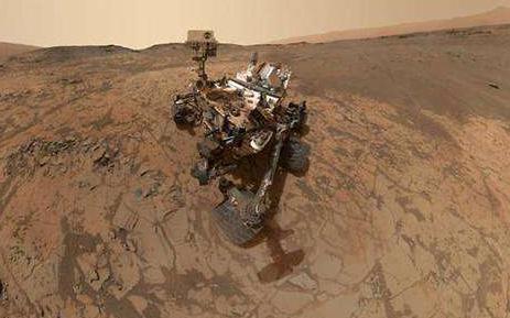 中国火星探测计划2020年左右实施首次火星探测任务