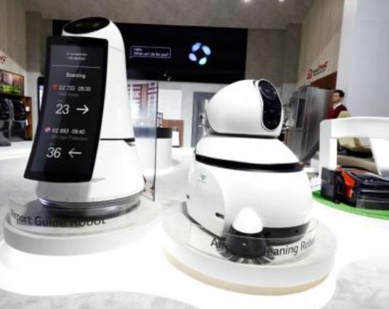 国产机器人进入国际市场 服务型机器人市场潜力大