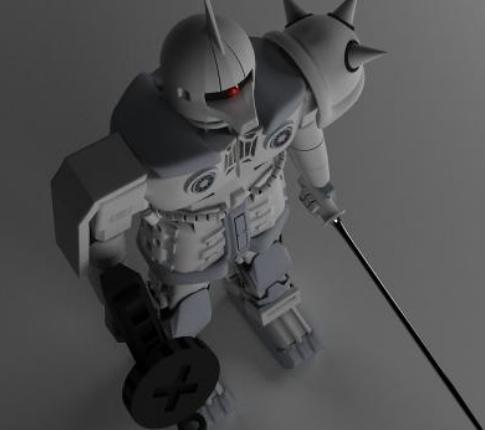 通过竞技机器人大规模投入  日后将在家用领域实现...
