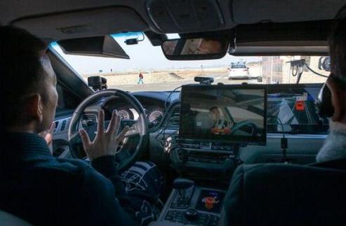 廣州推出全國首輛自動駕駛出租車 能夠實現360度...