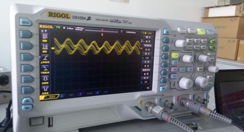 解析示波器的auto/signal/normal...