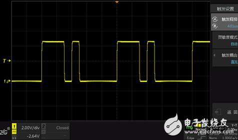 浅谈示波器的触发释抑是什么