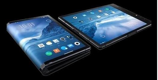 三星可折叠手机将于明年1月份在美国国际电子产品展...