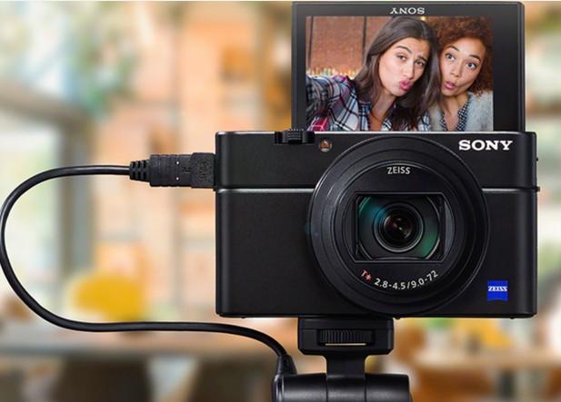 索尼RX100M5A拥有各种专业的视频拍摄功能非常符合Vlog视频的入门需求