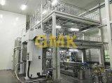 SLG系列锂电池浆料螺旋混合自动生产线