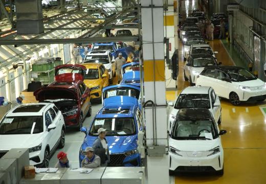 批量交付  只是新特汽车面临更大挑战的开始