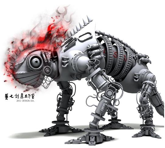 人类真正的敌人是自己而非机器人