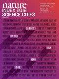 2018自然指数-科研城市:全球城市在科研表现上的变化