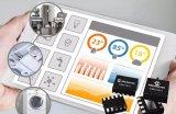 美国微芯科技公司推出了5款新型1.8V温度传感器