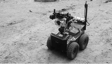 完全自主的机器人可以通过超声波导航 就像蝙蝠一样