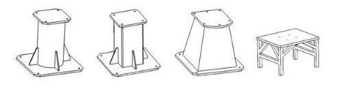 关于机器人支撑座结构性能详细剖析