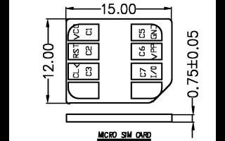 7P自弹SIM卡座SMC-202-7的测试报告和结构图资料免费下载