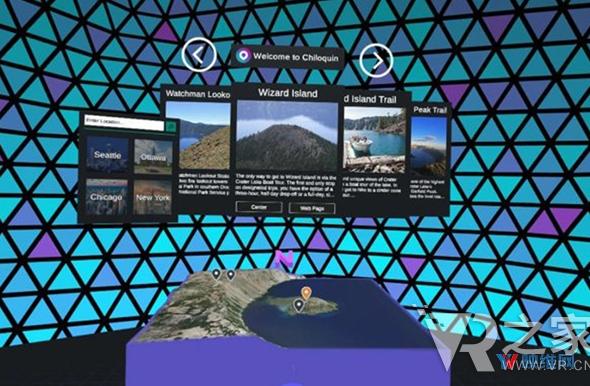 Outings迎来了混合现实版本 用户能够身临其境的虚拟旅游