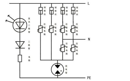 电源插座如何防雷