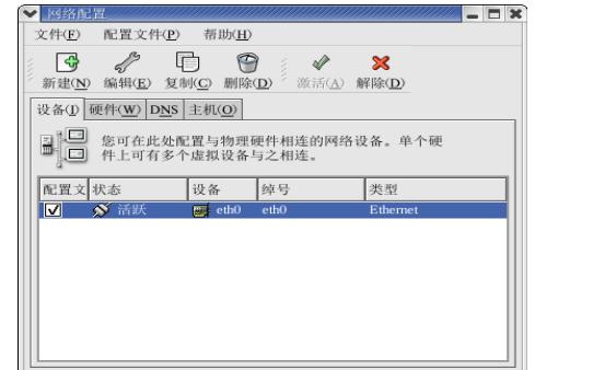 Linux教程之网络配置文件与配置方法及常用网络操作命令