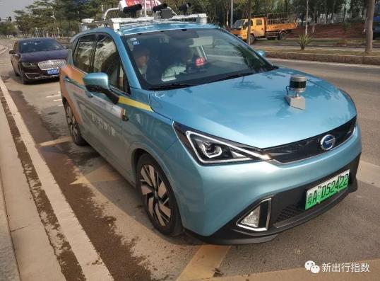 景驰无人驾驶出租车试运营地点已撤 相关部门表示项...