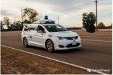 Waymo获准在加州公共道路上运行完全无人驾驶汽...