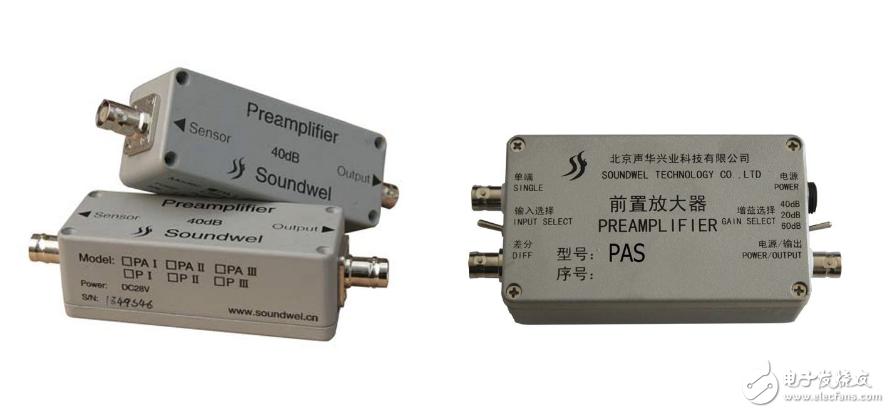 如何使用频谱分析仪和前置放大器和信号发生器来测量噪声系数