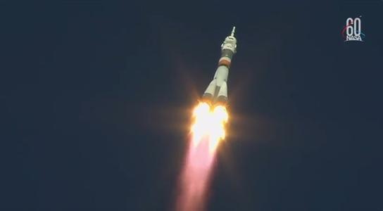 俄罗斯航天局发布消息因传感器发生了变形而导致了火箭的发射失败