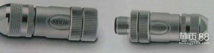 Harwin推出了圆形传感器连接器Vivern系列产品可适合于高性能汽车