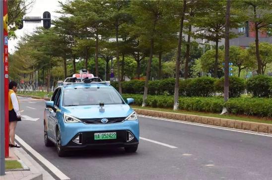 促进自动驾驶long88.vip龙8国际落地 必须要在保证安全的前提下