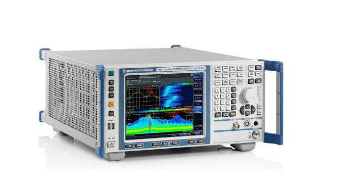 簡單介紹實時頻譜分析儀