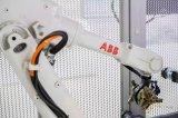 工业机器人在进博会上大放异彩