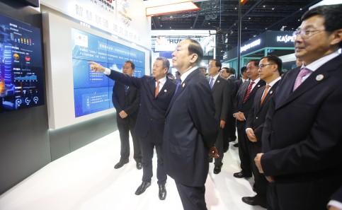 中国联通亮相互联网之光博览会推出智慧民生应用引领...